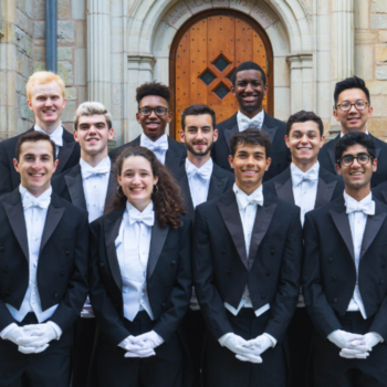 The Yale Whiffenpoofs in St  Louis at SLUH (St  Louis